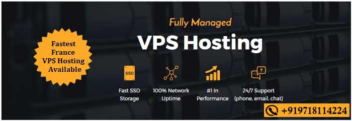 France VPS Server Hosting