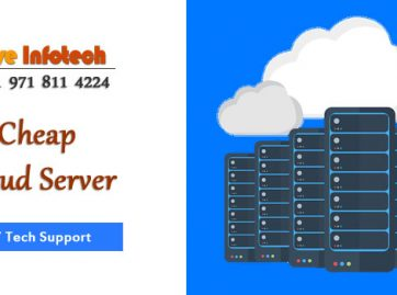Onlive Infotech Offer Wide Benefits with Cheap Cloud Servers