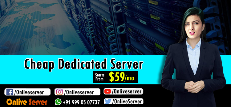 Cheap Dedicated Server Hosting