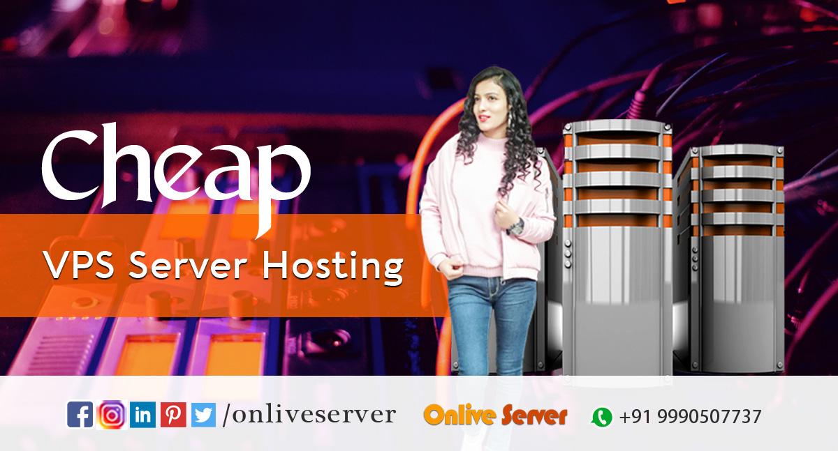 Cheap VPS Server Hosting - Onlive Server