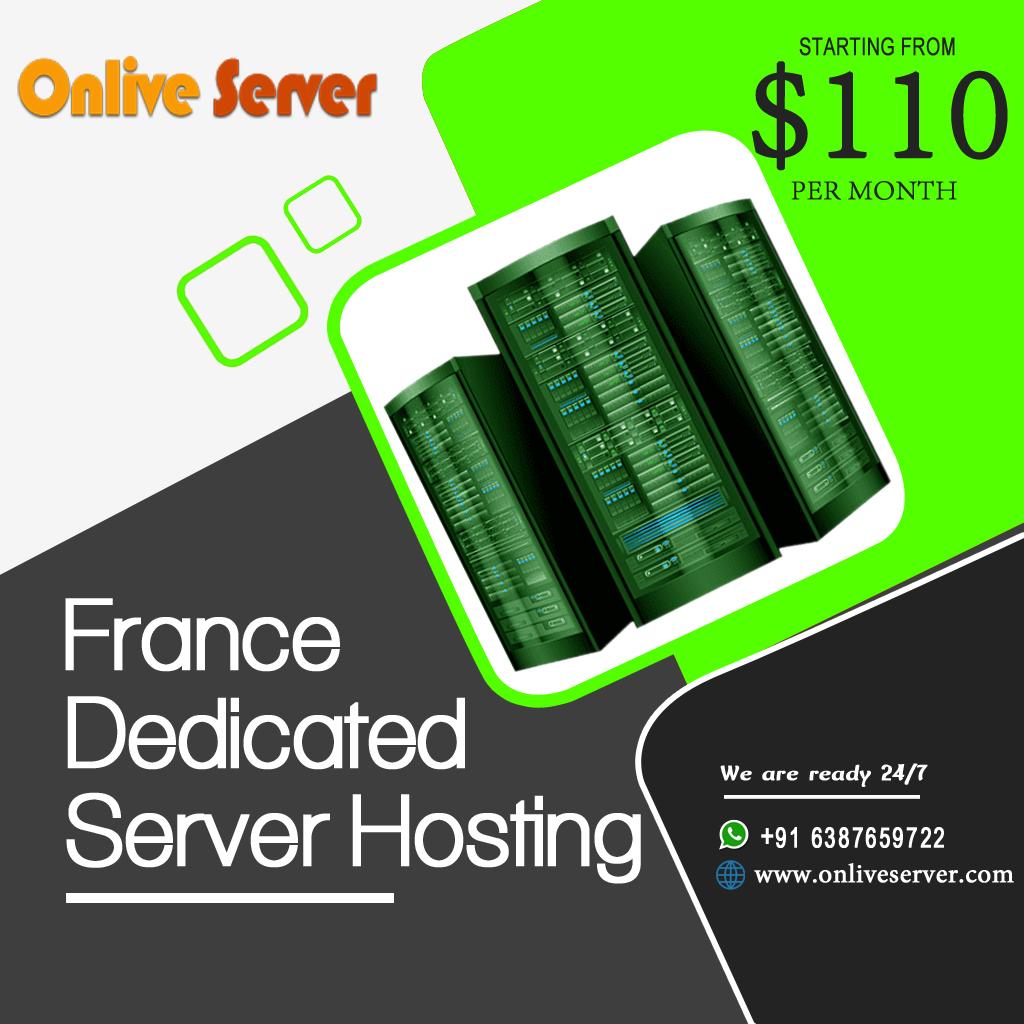 Buy France Dedicated Server