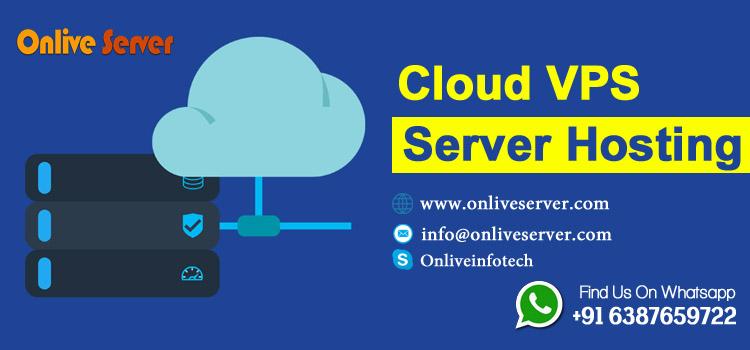 Cloud VPS Server Hosting